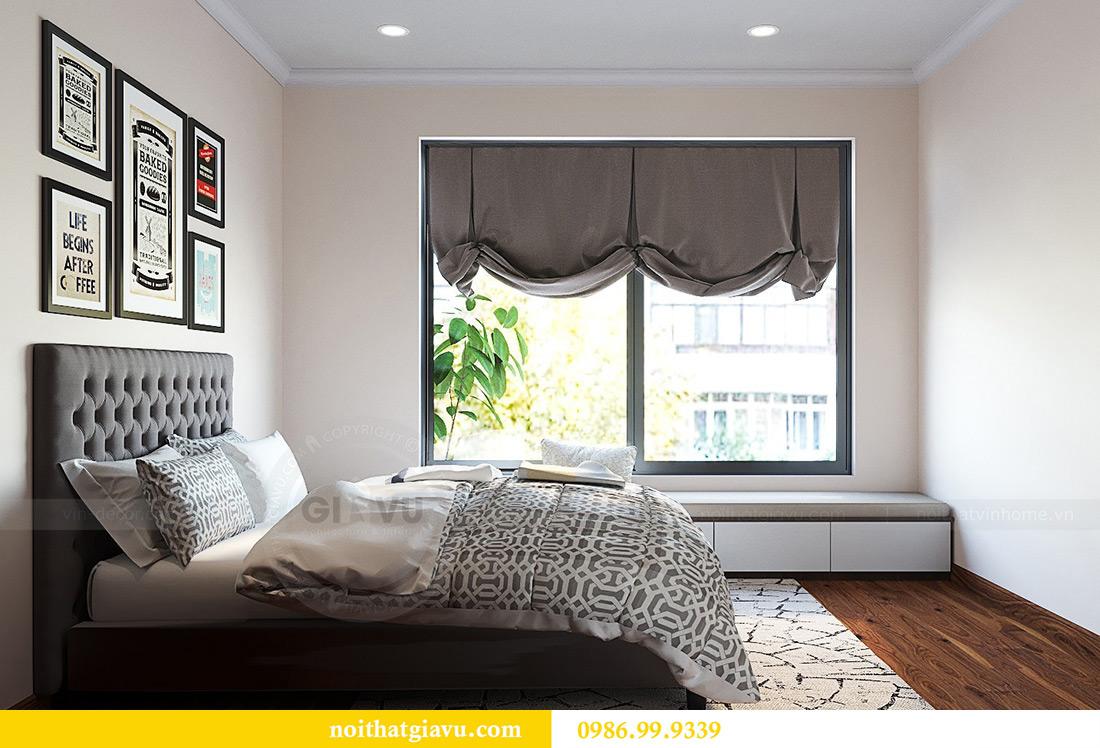 Thiết kế nội thất căn hộ Vinhomes Green Bay Mễ Trì sang trọng, đẳng cấp 13