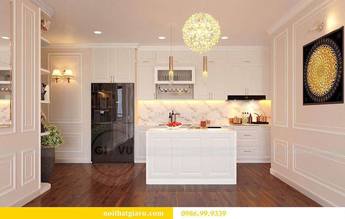Thiết kế nội thất căn hộ Vinhomes Green Bay Mễ Trì sang trọng, đẳng cấp 3