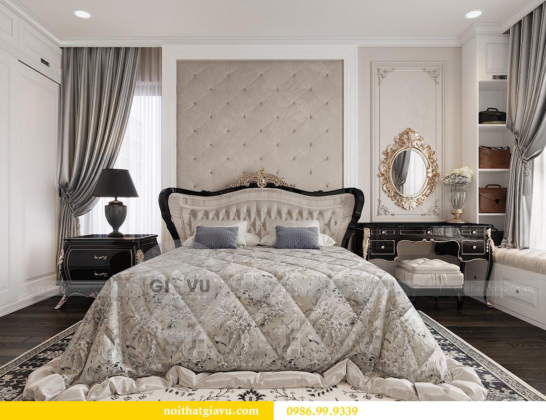 Thiết kế nội thất Vinhomes Green Bay căn 3 ngủ - Chị Hằng 5