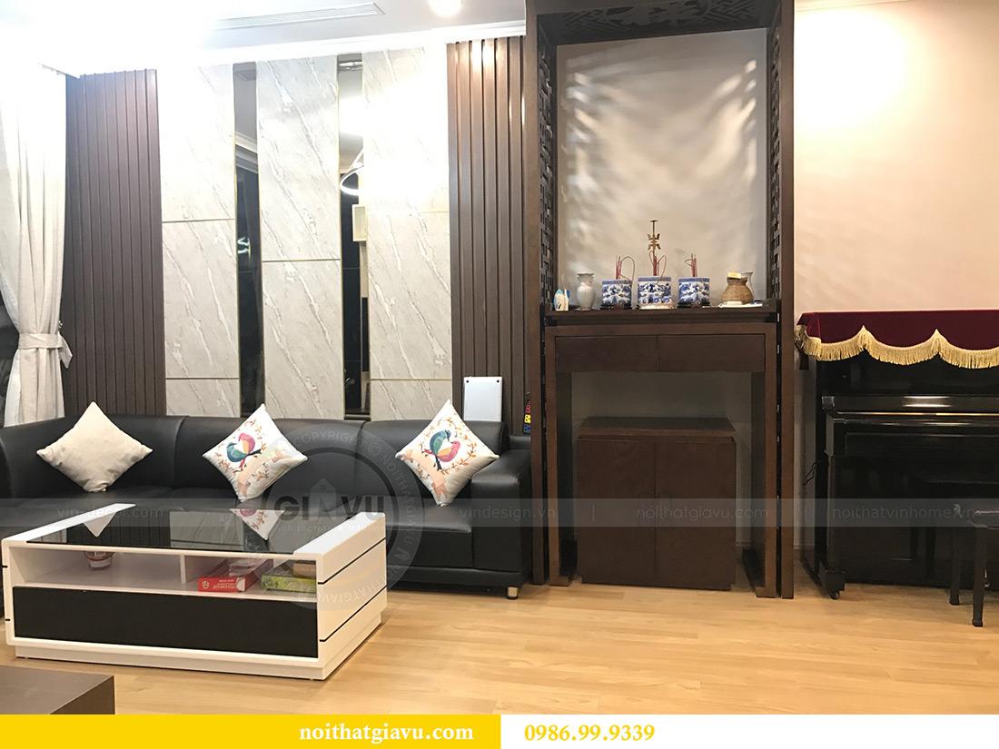 Hoàn thiện nội thất chung cư Gardenia tòa A1 căn 03 - Anh Luân 1