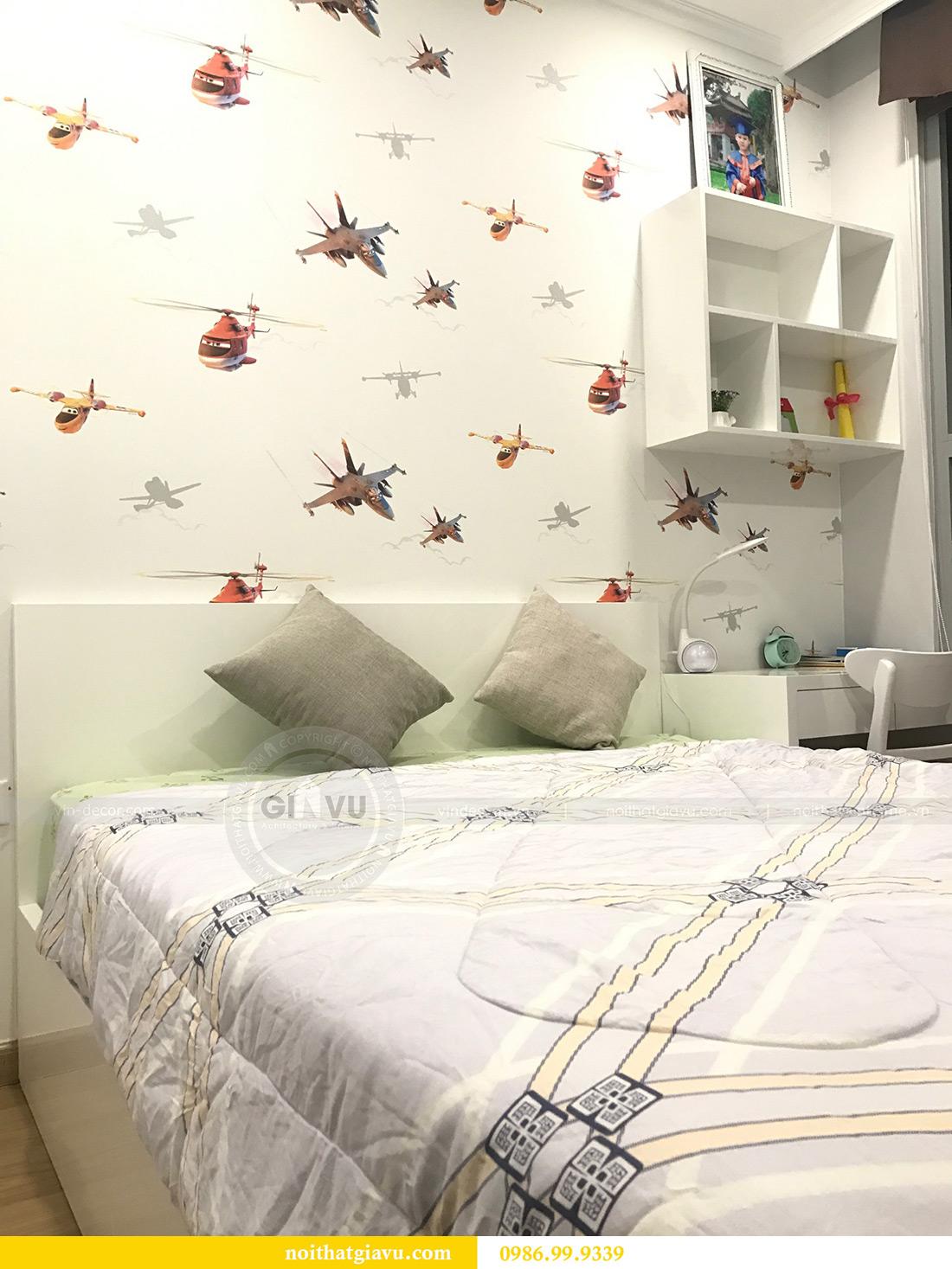 Hoàn thiện nội thất chung cư Gardenia tòa A1 căn 03 - Anh Luân 10