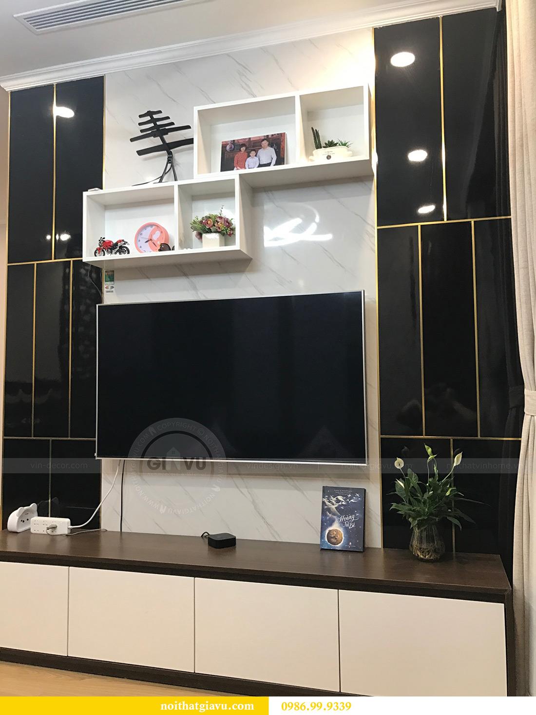 Hoàn thiện nội thất chung cư Gardenia tòa A1 căn 03 - Anh Luân 3