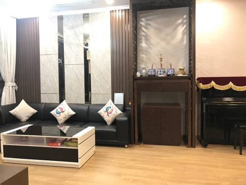 Hoàn thiện nội thất chung cư Gardenia tòa A1 căn 03 – Anh Luân