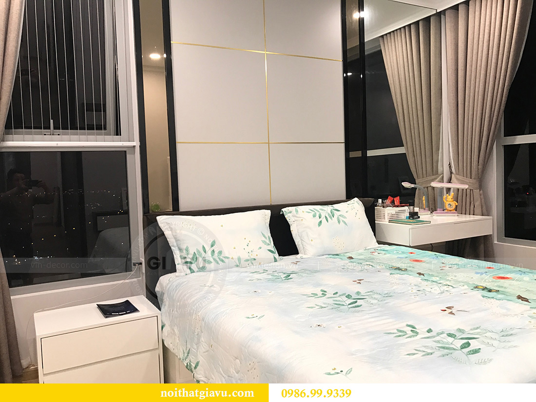 Hoàn thiện nội thất chung cư Gardenia tòa A1 căn 03 - Anh Luân 6