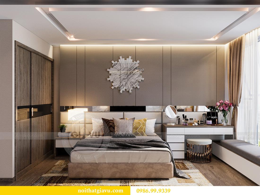 Thiết kế nội thất Vinhomes Liễu Giai tòa M1 căn 01 - Chị Trang 6