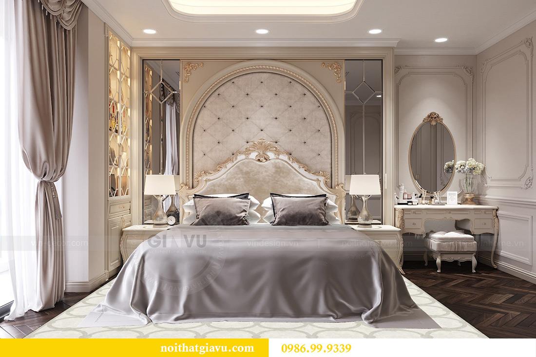 Thiết kế thi công nội thất chung cư Green Bay G1 06-08A nhà chị Lan 8