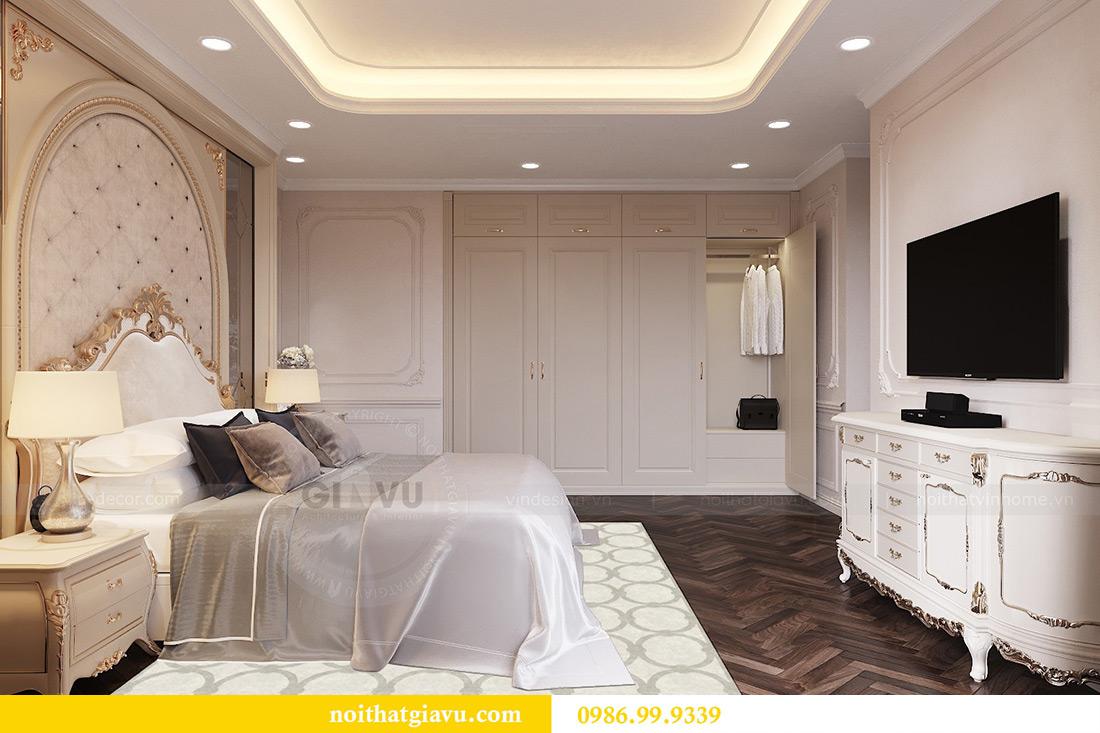 Thiết kế thi công nội thất chung cư Green Bay G1 06-08A nhà chị Lan 9