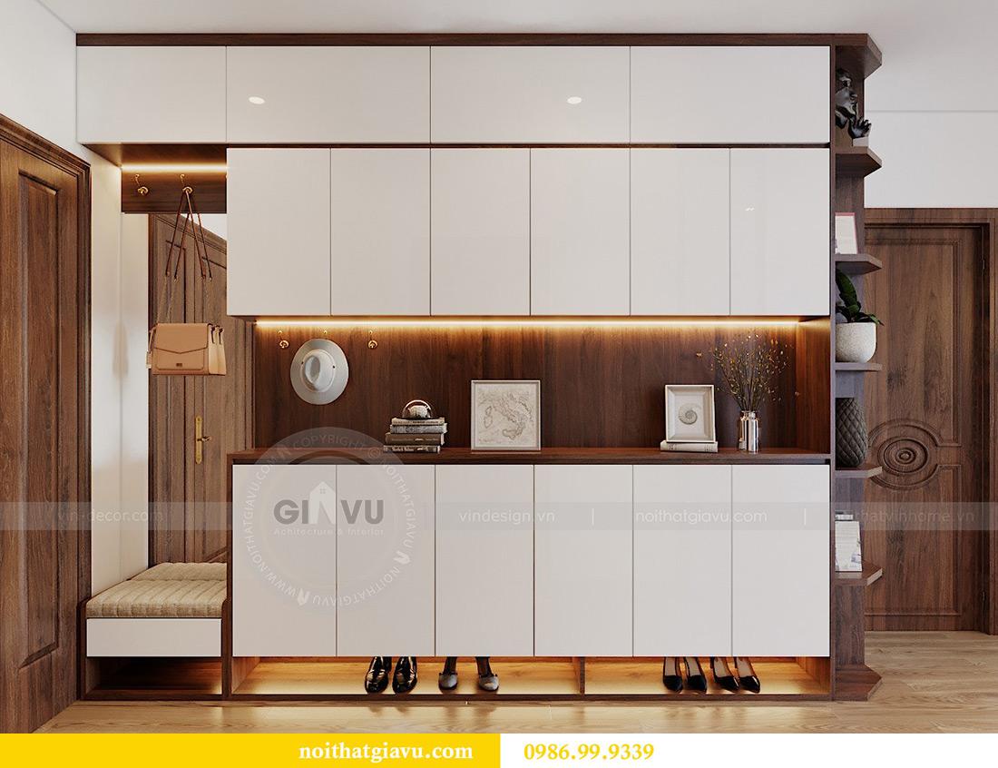 Thiết kế nội thất căn hộ Metropolis tòa M3 01 nhà anh Thịnh 1