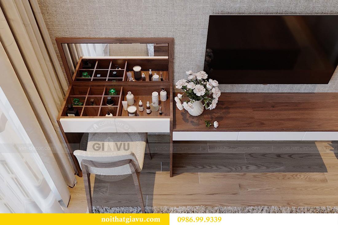 Thiết kế nội thất căn hộ Metropolis tòa M3 01 nhà anh Thịnh 10