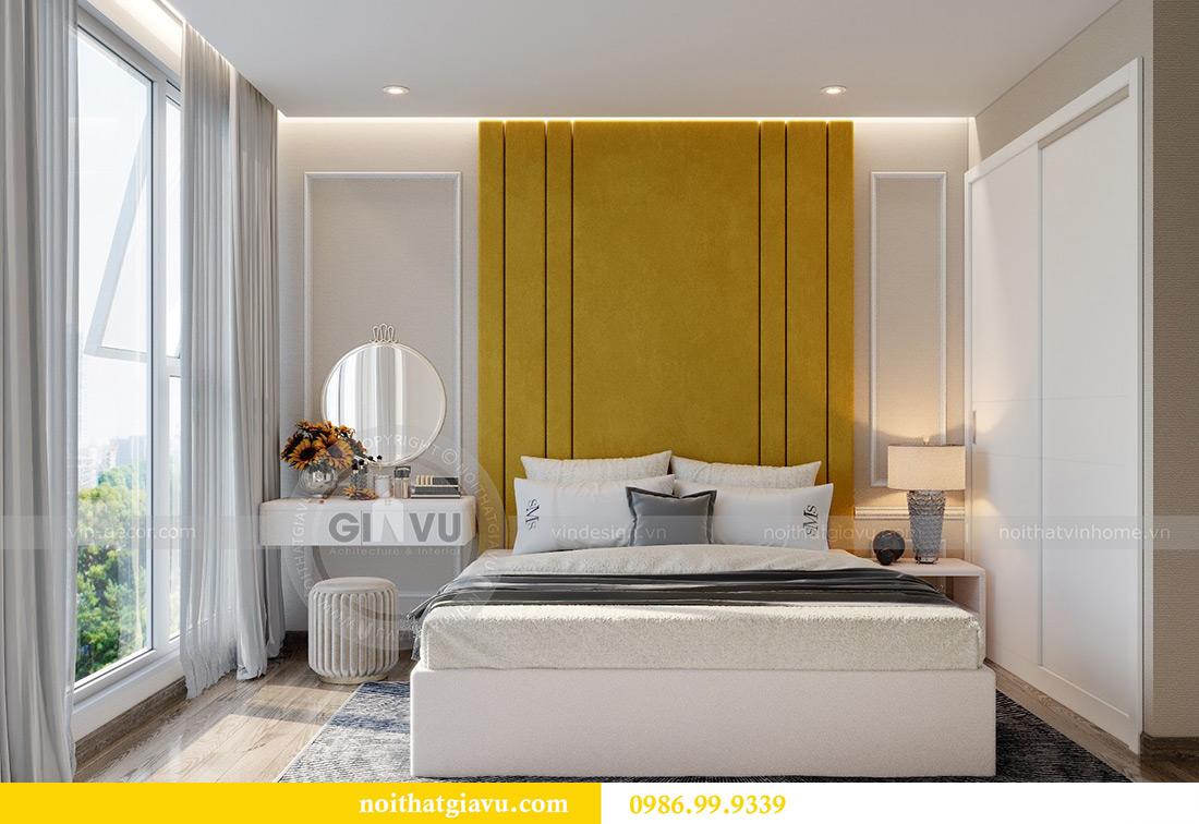 Thiết kế thi công căn hộ Vinhomes Metropolis tòa M2 căn 02 - chú Bình 12