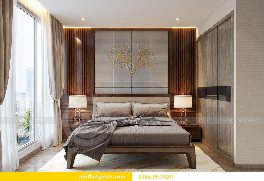 Thiết kế thi công căn hộ Vinhomes Metropolis tòa M2 căn 02 - chú Bình 6