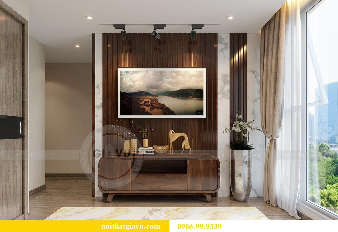 Thiết kế thi công căn hộ Vinhomes Metropolis tòa M2 căn 02 - chú Bình 7