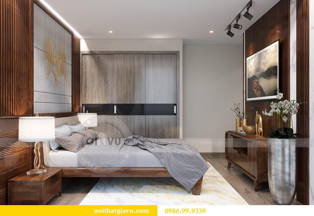 Thiết kế thi công căn hộ Vinhomes Metropolis tòa M2 căn 02 - chú Bình 8
