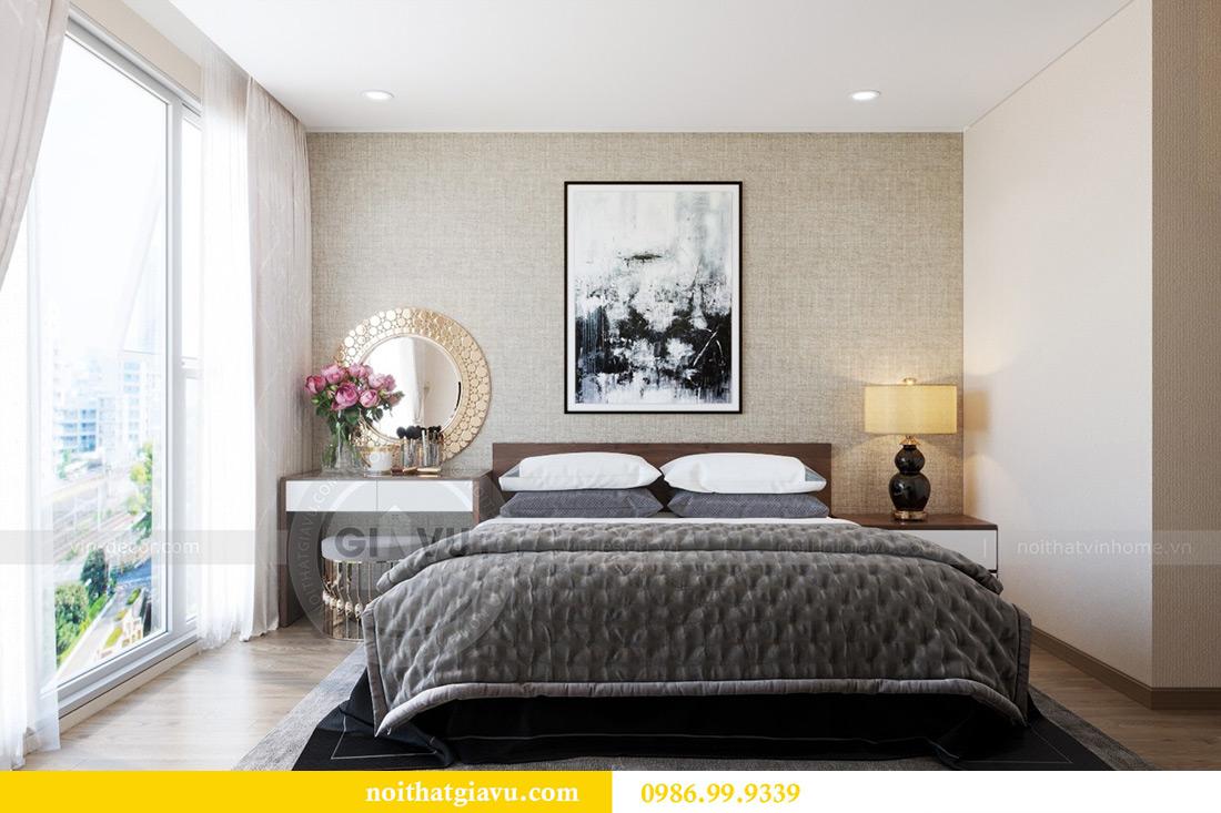Thiết kế nội thất căn hộ Metropolis tòa M3 12 nhà chị Tảo 5