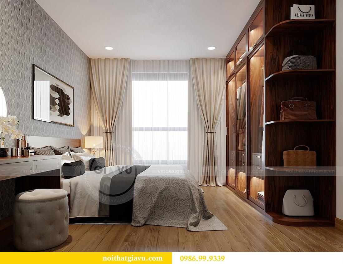 Thiết kế nội thất chung cư Liễu Giai tòa M2 căn 11 nhà anh Thắng 8