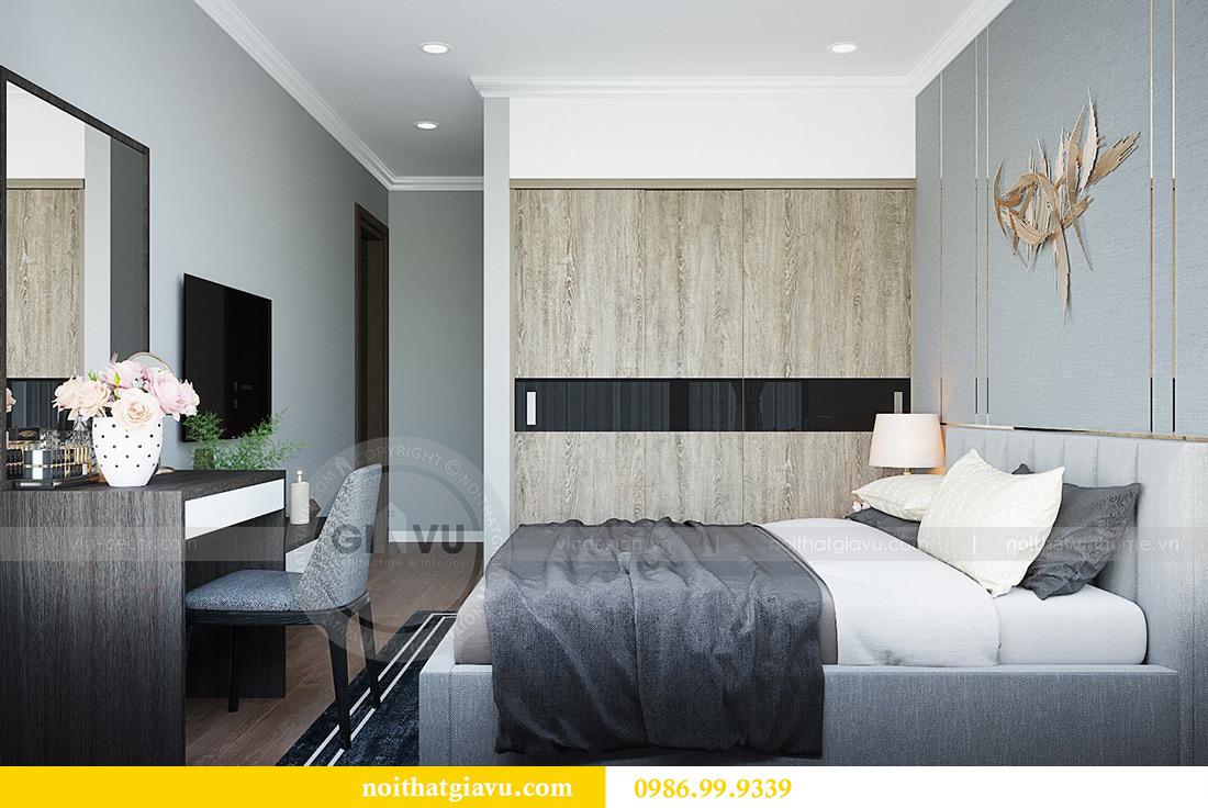 Thiết kế thi công nội thất chung cư Liễu Giai căn 07 tòa M3 - chị Thương 8
