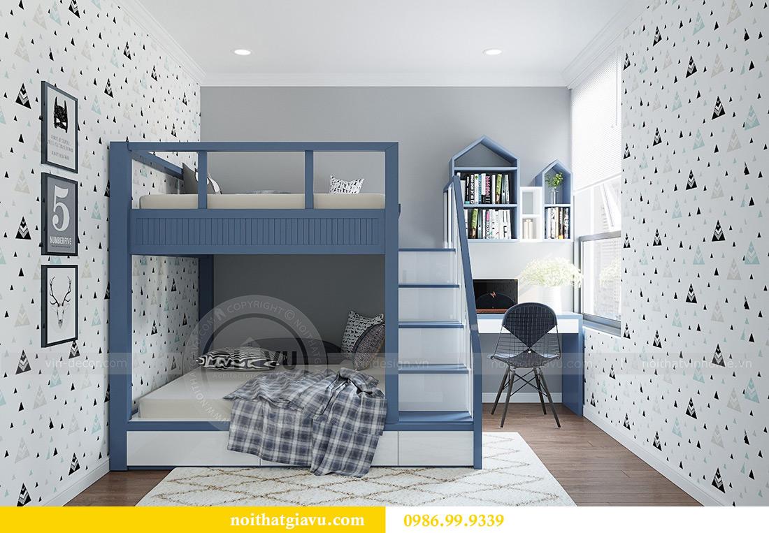 Thiết kế thi công nội thất chung cư Liễu Giai căn 07 tòa M3 - chị Thương 9