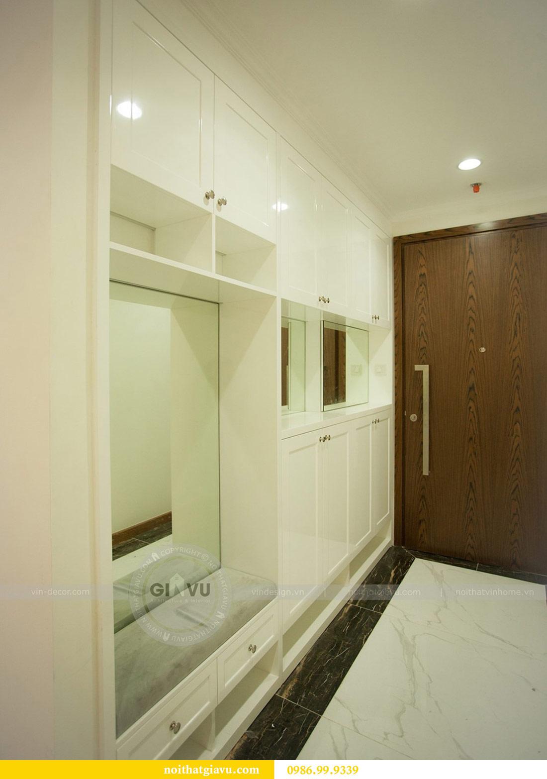 Hoàn thiện nội thất chung cư Seasons Avenue tòa S3 căn 01 - anh Bách 1