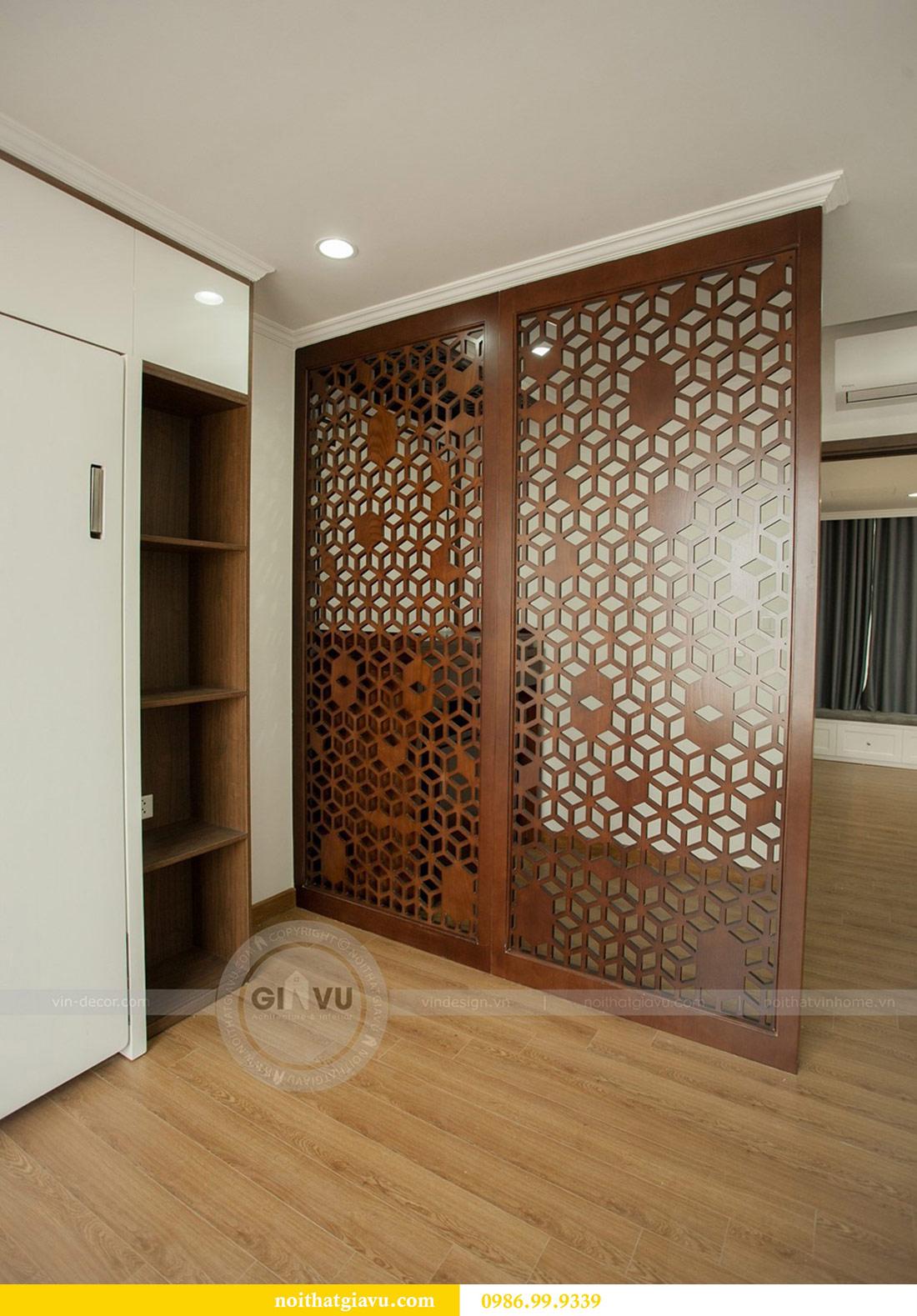 Hoàn thiện nội thất chung cư Seasons Avenue tòa S3 căn 01 - anh Bách 13