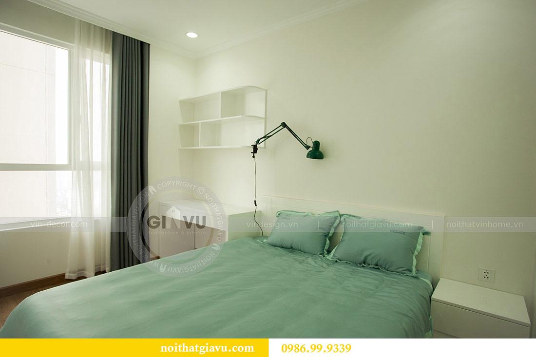 Hoàn thiện nội thất chung cư Seasons Avenue tòa S3 căn 01 - anh Bách 15