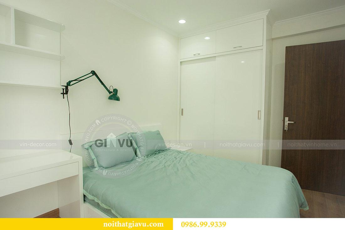 Hoàn thiện nội thất chung cư Seasons Avenue tòa S3 căn 01 - anh Bách 16