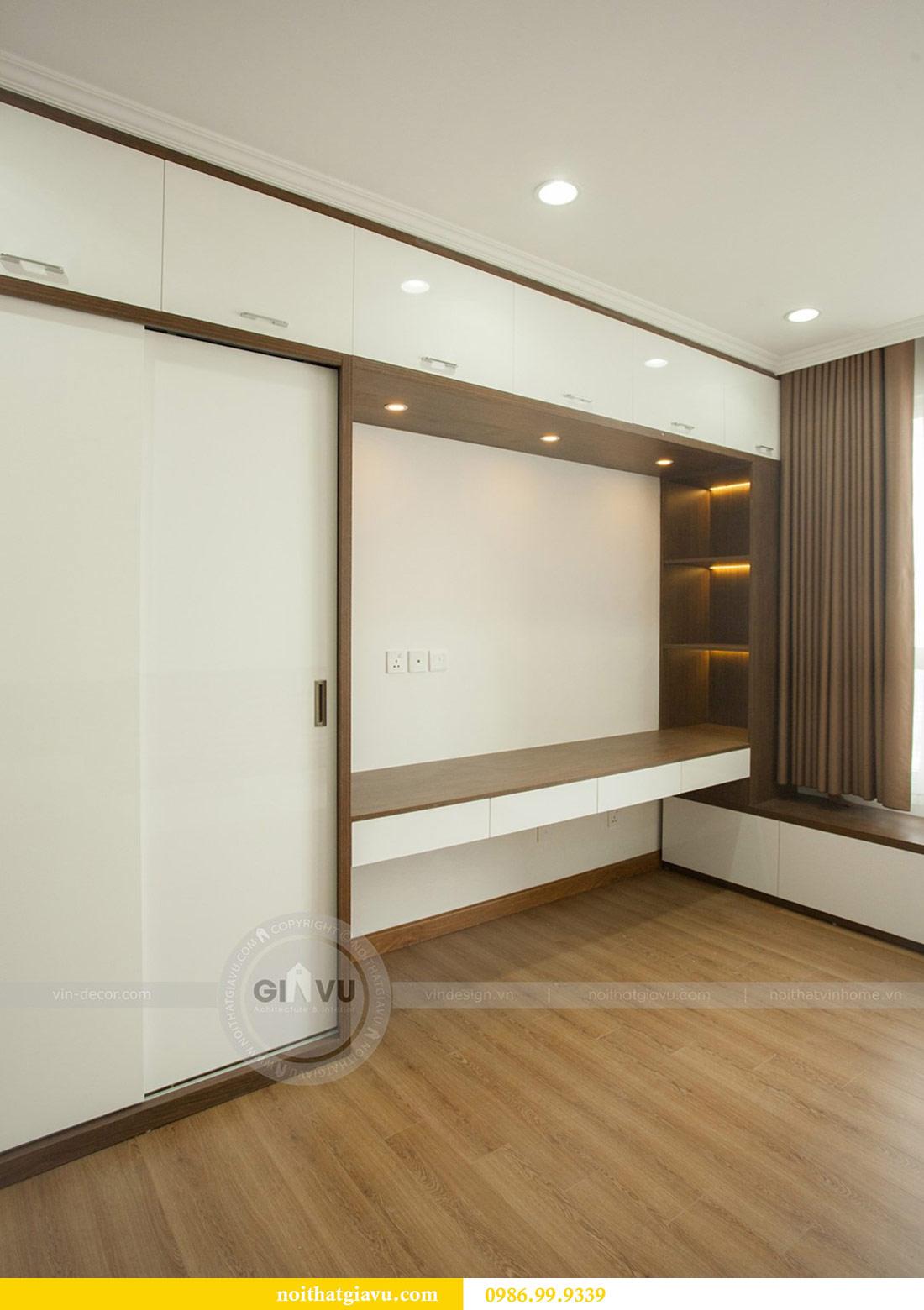 Hoàn thiện nội thất chung cư Seasons Avenue tòa S3 căn 01 - anh Bách 17