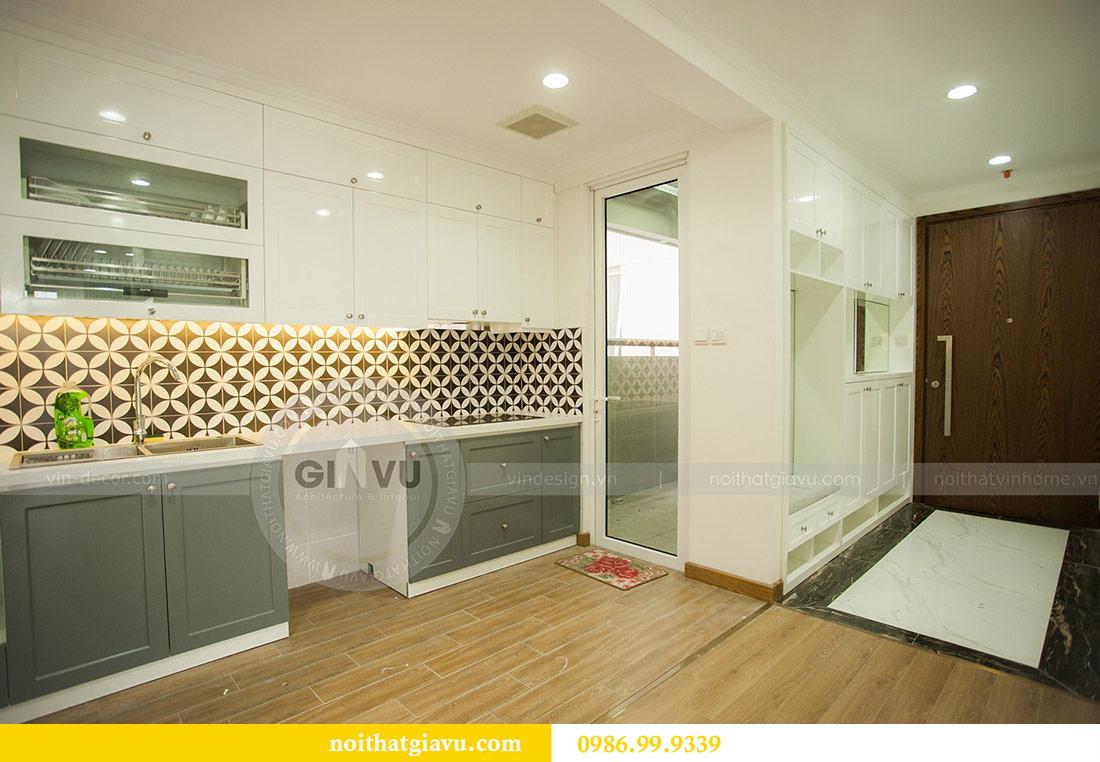 Hoàn thiện nội thất chung cư Seasons Avenue tòa S3 căn 01 - anh Bách 2