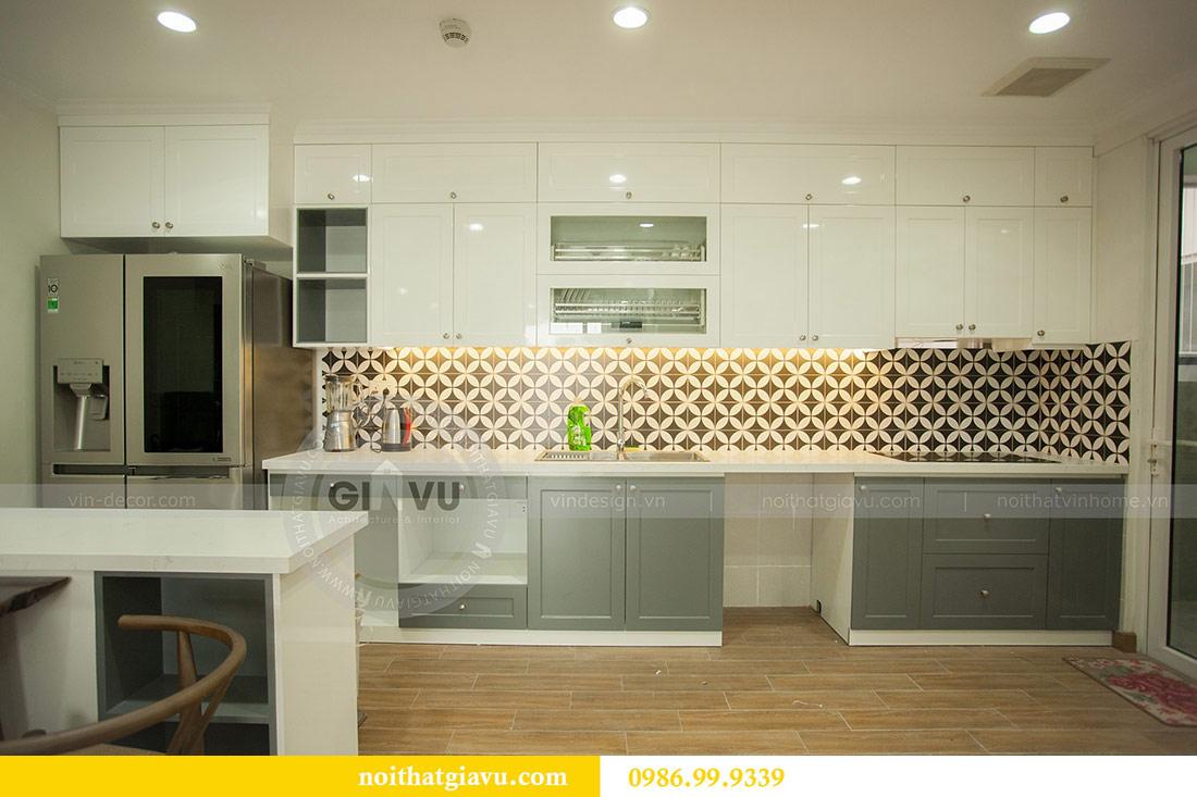 Hoàn thiện nội thất chung cư Seasons Avenue tòa S3 căn 01 - anh Bách 3