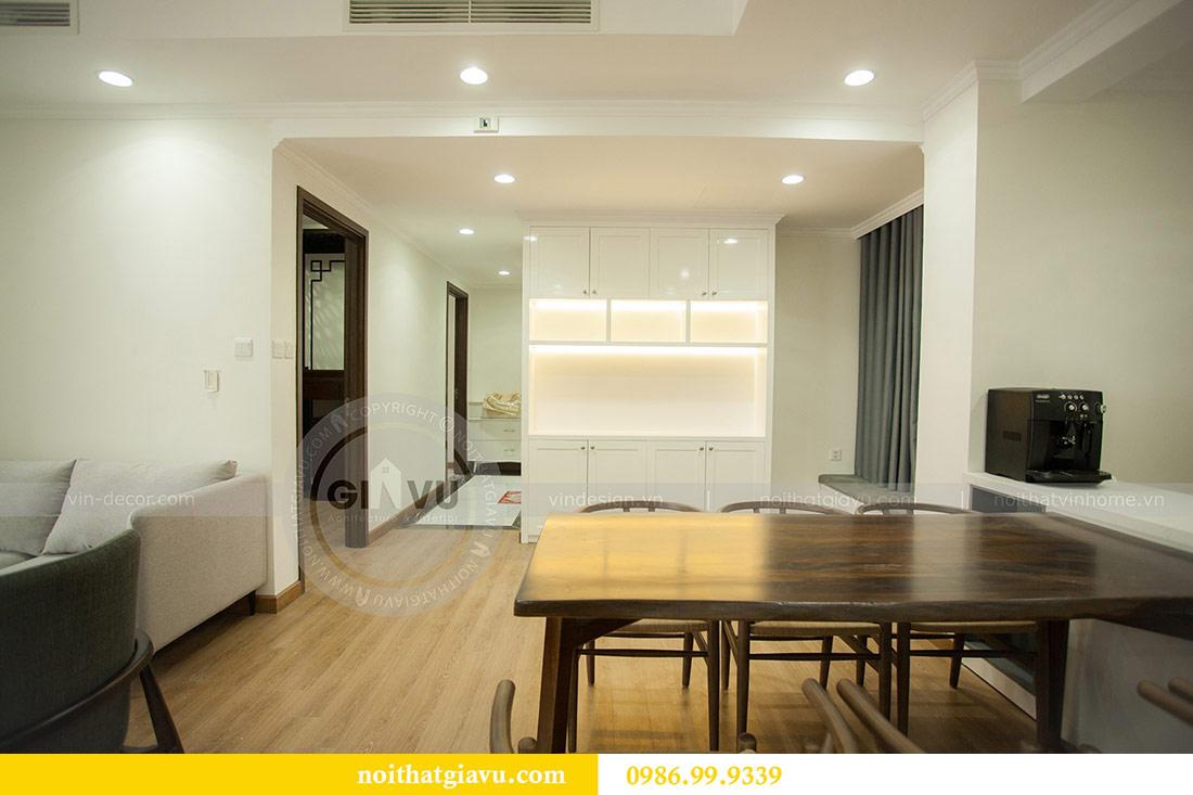 Hoàn thiện nội thất chung cư Seasons Avenue tòa S3 căn 01 - anh Bách 4