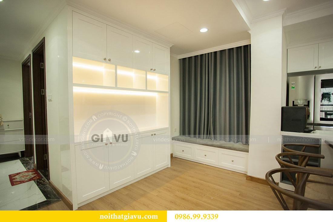 Hoàn thiện nội thất chung cư Seasons Avenue tòa S3 căn 01 - anh Bách 5