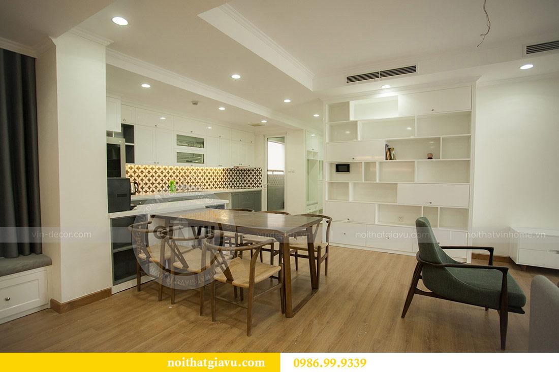 Hoàn thiện nội thất chung cư Seasons Avenue tòa S3 căn 01 - anh Bách 6