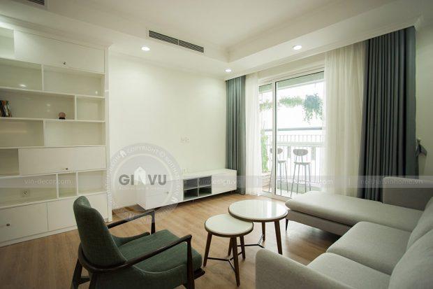 Hoàn thiện nội thất chung cư Seasons Avenue tòa S3 căn 01 – anh Bách