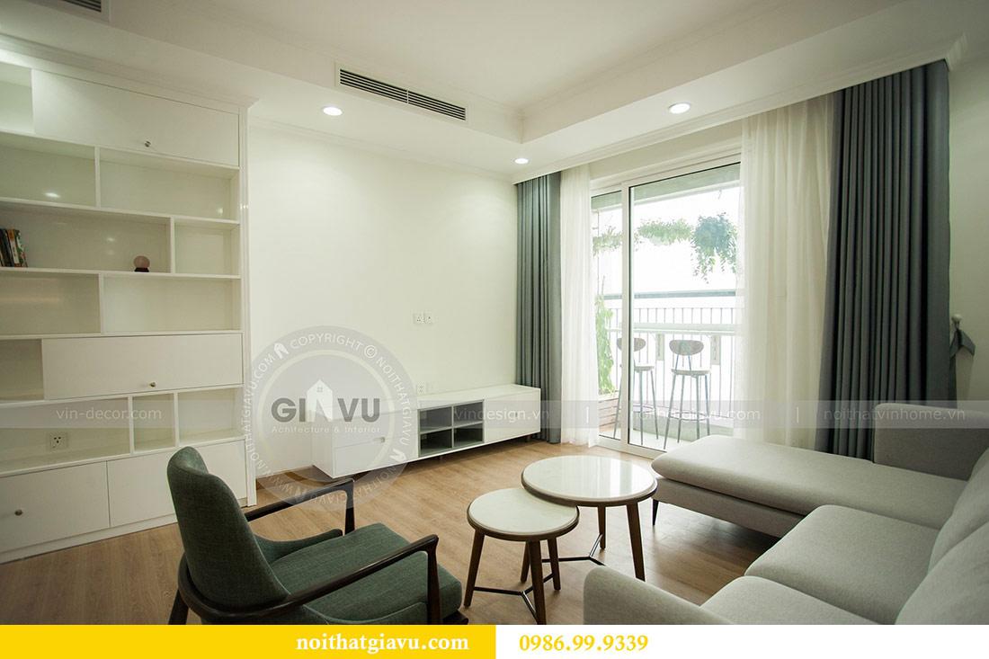 Hoàn thiện nội thất chung cư Seasons Avenue tòa S3 căn 01 - anh Bách 7