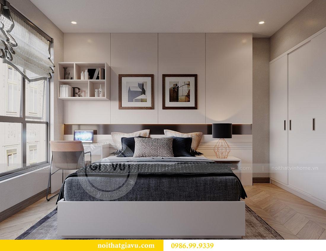 Thiết kế chung cư Vinhomes Green Bay tòa G2 căn 15B - Anh Thắng 12