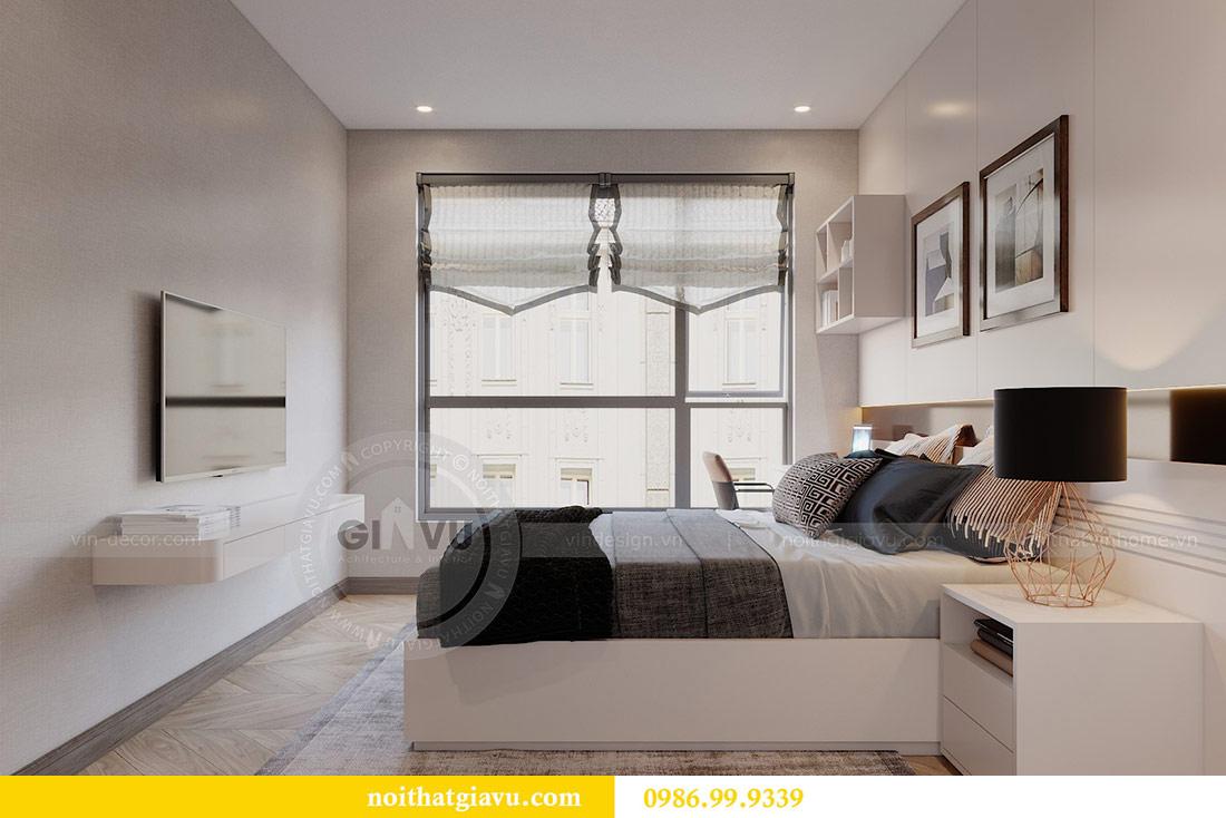Thiết kế chung cư Vinhomes Green Bay tòa G2 căn 15B - Anh Thắng 13