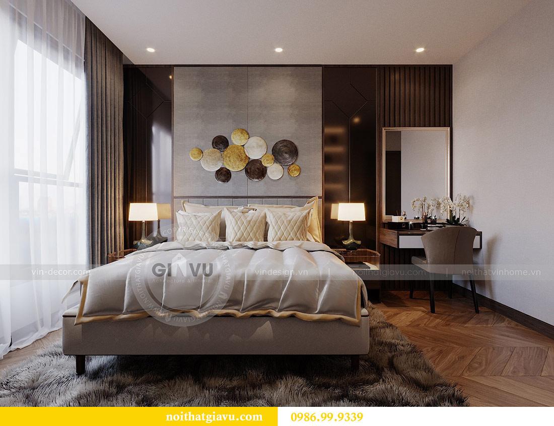 Thiết kế chung cư Vinhomes Green Bay tòa G2 căn 15B - Anh Thắng 6
