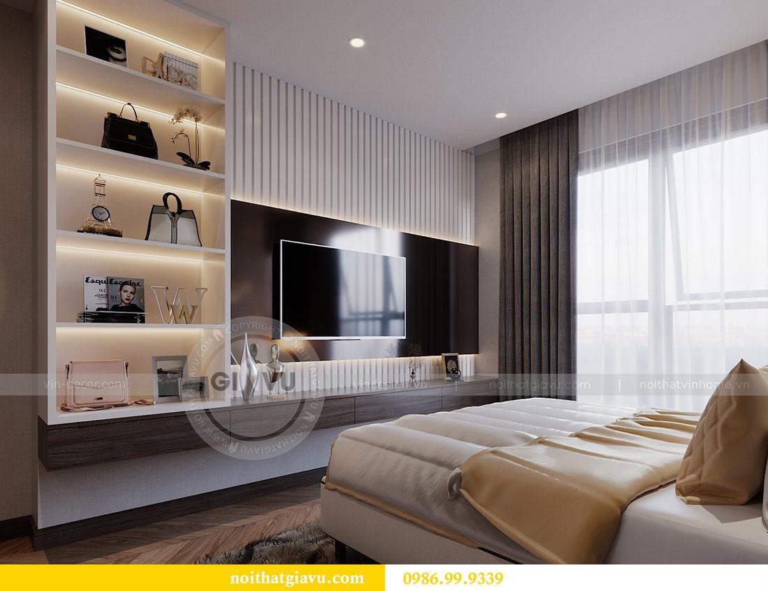 Thiết kế chung cư Vinhomes Green Bay tòa G2 căn 15B - Anh Thắng 7