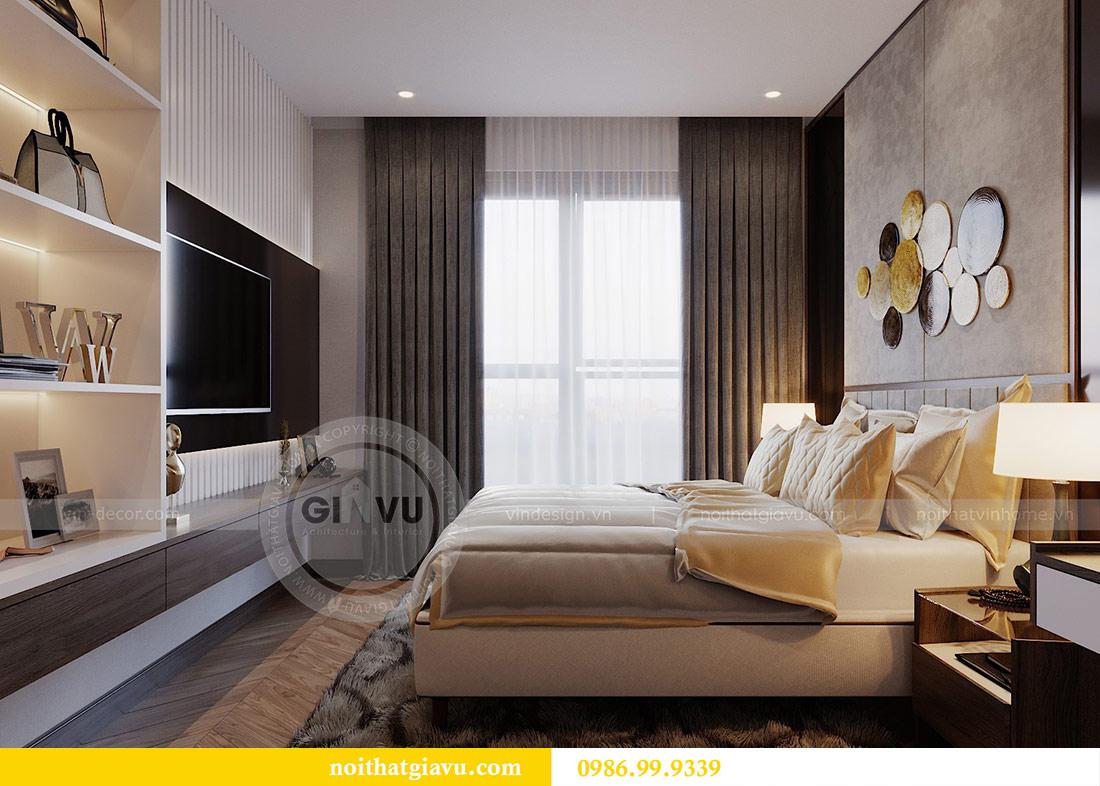 Thiết kế chung cư Vinhomes Green Bay tòa G2 căn 15B - Anh Thắng 8