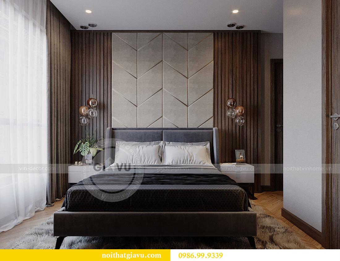 Thiết kế chung cư Vinhomes Green Bay tòa G2 căn 15B - Anh Thắng 9