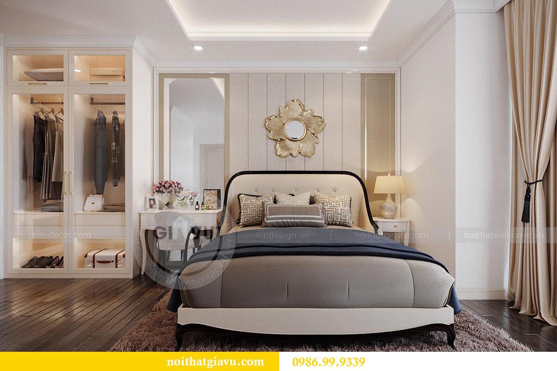 Thiết kế nội thất chung cư Mễ Trì tòa G1 căn 3 ngủ nhà chị Thu 11