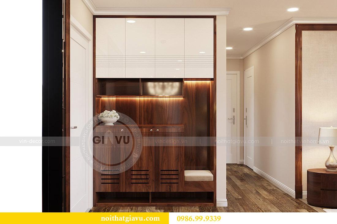 Thiết kế thi công nội thất trọn gói chung cư Dcapitale tòa C3 căn 04 1