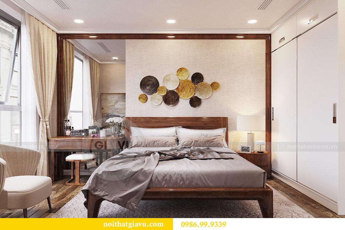 Thiết kế thi công nội thất trọn gói chung cư Dcapitale tòa C3 căn 04 6