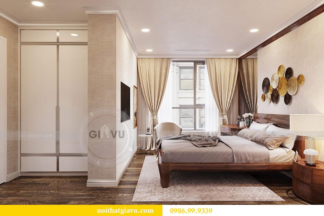 Thiết kế thi công nội thất trọn gói chung cư Dcapitale tòa C3 căn 04 7