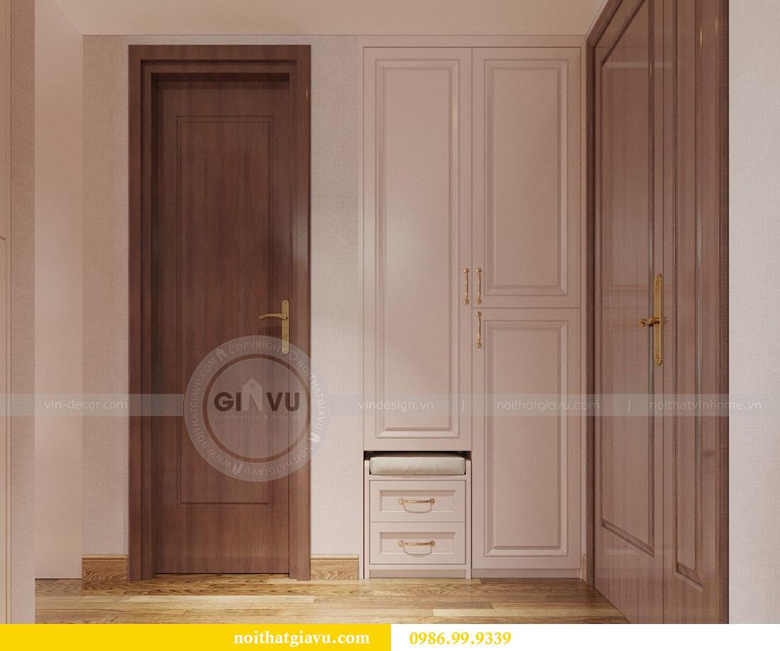 Thiết kế nội thất chung cư Ancora Lương Yên căn 01 tòa T2 1