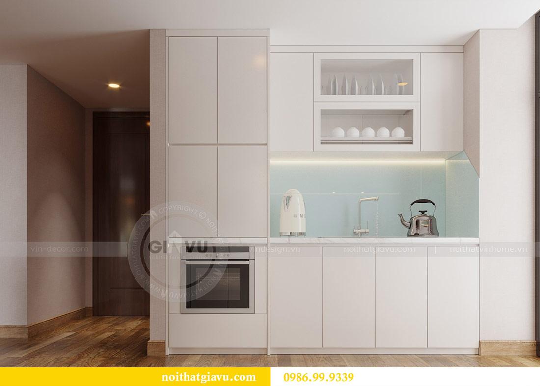 Thiết kế nội thất chung cư Ancora Lương Yên căn 01 tòa T2 2