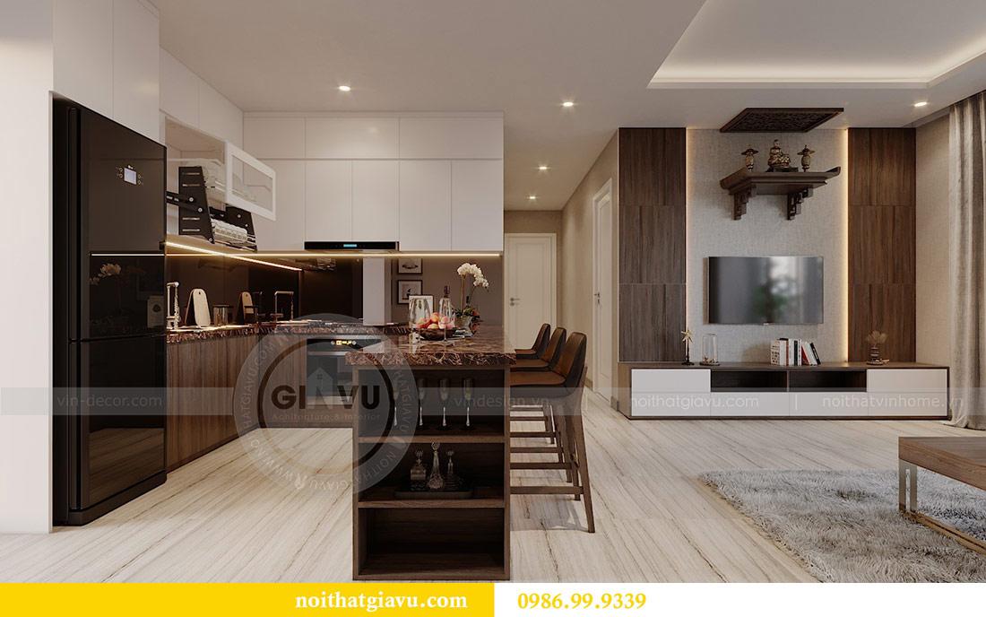 Thiết kế nội thất tại Hà Nội uy tín, chuyên nghiệp 2