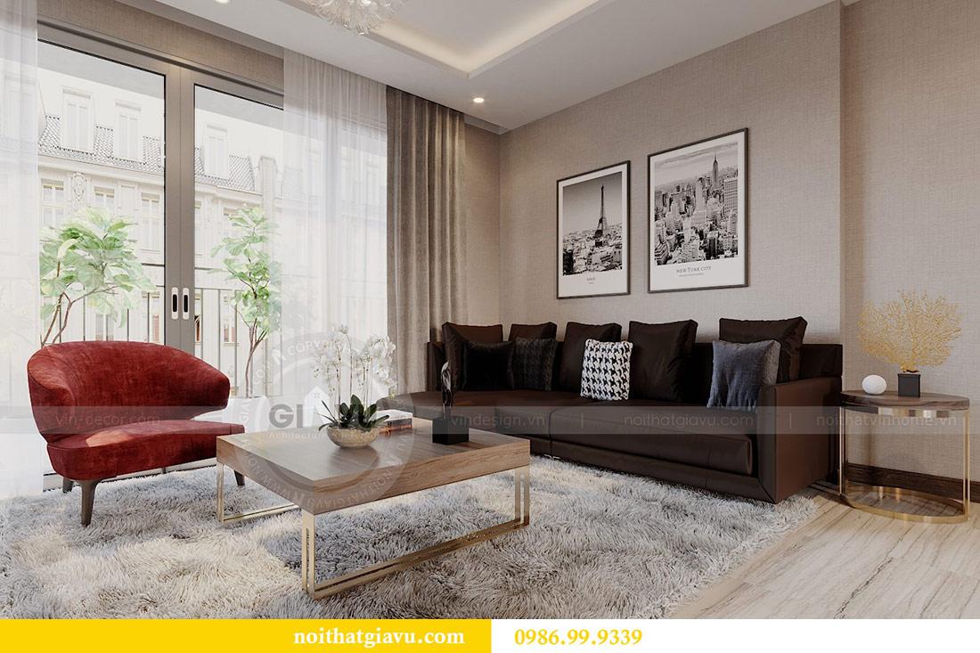 Thiết kế nội thất tại Hà Nội uy tín, chuyên nghiệp 4