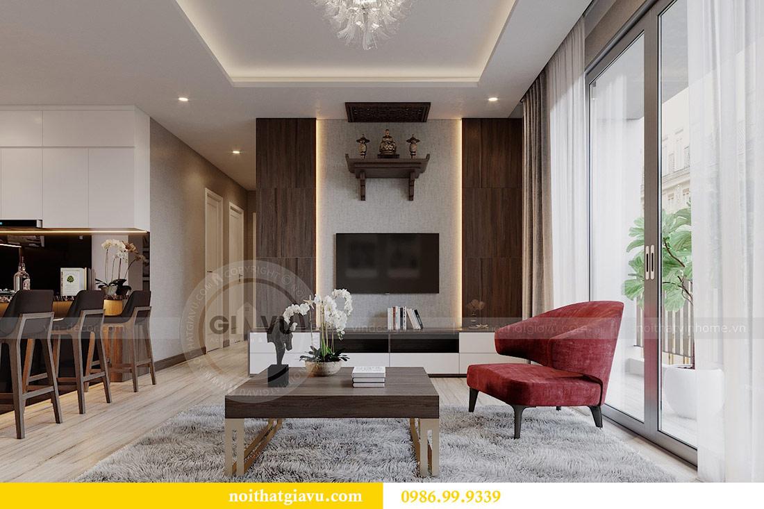 Thiết kế nội thất tại Hà Nội uy tín, chuyên nghiệp 5