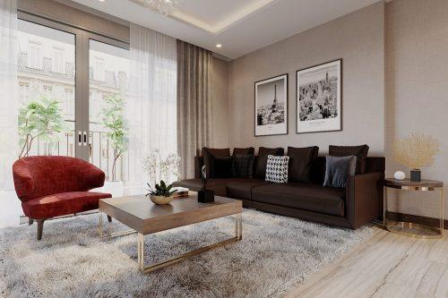 Thiết kế nội thất tại Hà Nội uy tín, chuyên nghiệp – Nội thất Gia Vũ