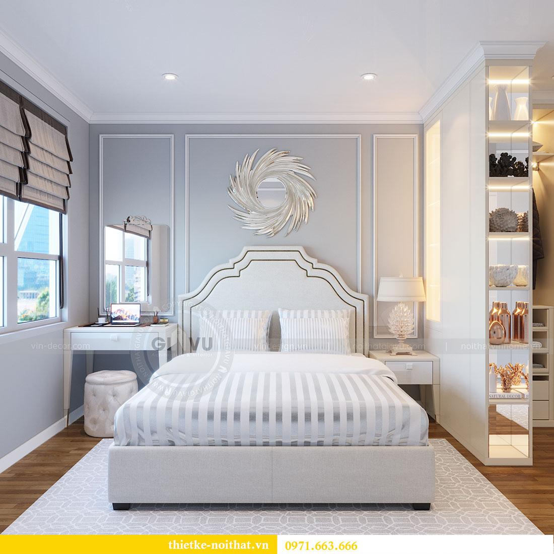 Thiết kế nội thất Dcapitale tòa C7 căn 05 phong cách hiện đại - chị Hà 6